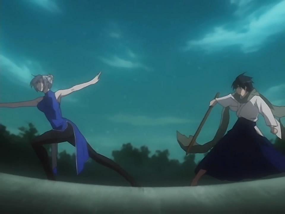 Asu no Yoichi! - Episódio #03