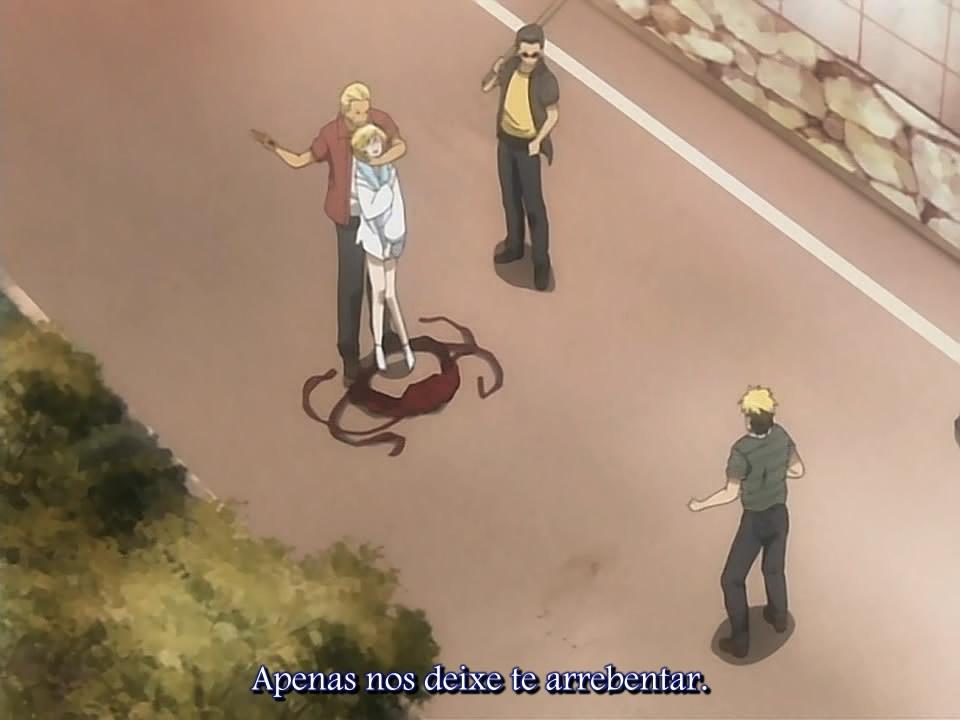 Asu no Yoichi! - Episódio #08