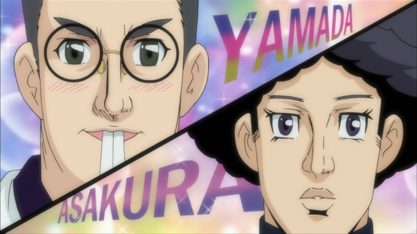 Ishida to Asakura - Episódio #05