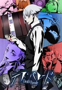 Death Parade NAU Animes da Temporada de Inverno 2015