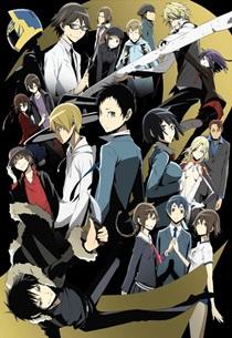 Durarara x2 NAU Animes da Temporada de Inverno 2015