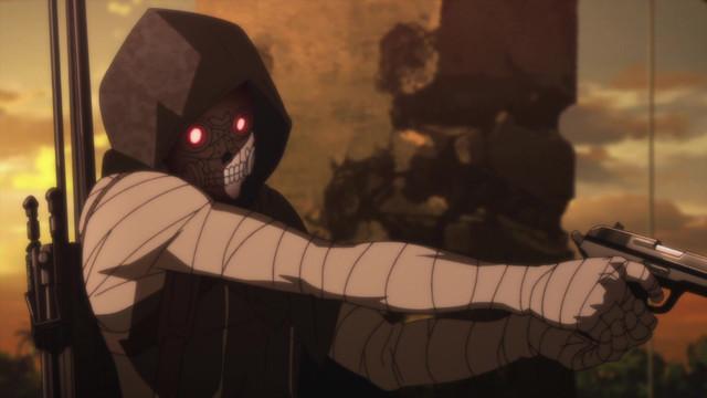 Sword Art Online II - Episódio #09 - Death Gun