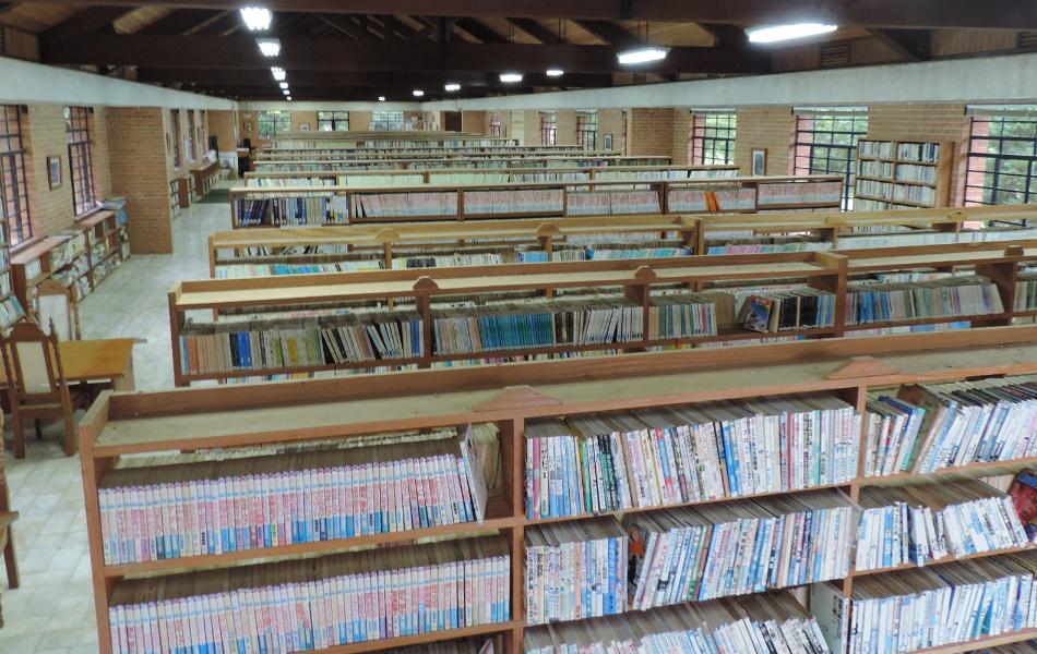 Maior-biblioteca-japonesa-no-Brasil-6