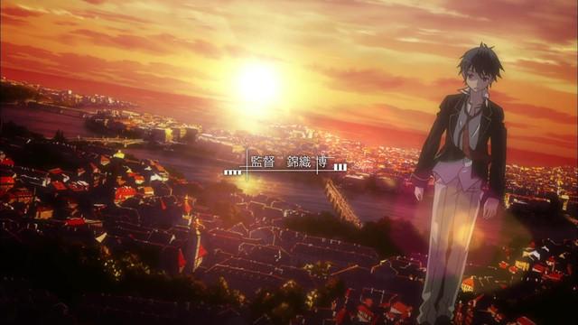 Trinity Seven - Episódio #08 - Estudo Mágico e Shabat