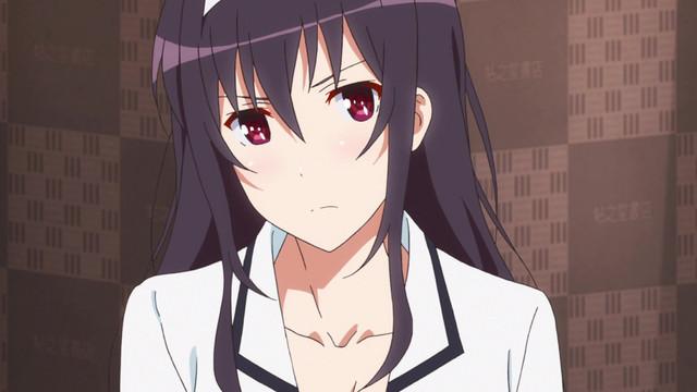 Saenai Heroine no Sodatekata - Episódio #06 - Decidindo a Noite Para Dois