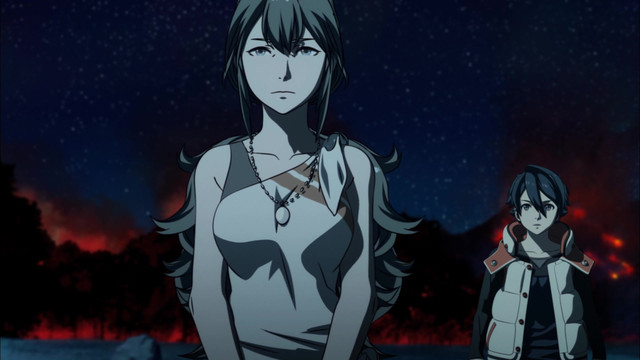 Bubuki Buranki - Episódio #11 - A Garota Imortal