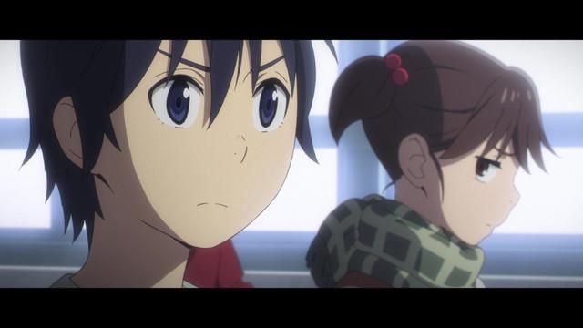 Boku dake ga Inai Machi - Episódio #04 - Realização