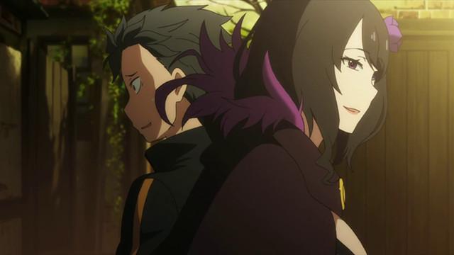 Re:Zero Kara Hajimeru Isekai Seikatsu - Episódio #02 - Reunião com a Bruxa