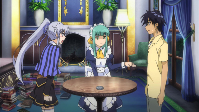 Campione!: Matsurowanu Kamigami to Kamigoroshi no Maou - Episódio #10 - O Rei Demônio Turbulento e o Herói do Sol