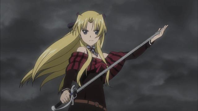 Campione!: Matsurowanu Kamigami to Kamigoroshi no Maou - Episódio #11 - A Princesa Sacerdotisa da Espada Longa