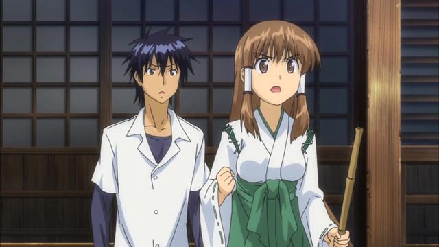 Campione!: Matsurowanu Kamigami to Kamigoroshi no Maou - Episódio #03 - De Longe, um Inimigo Vem