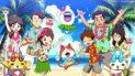 Aloha! Youkai Watch: Rakuen Hawaii de Geragerapou!!
