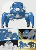 Ghost in the Shell: Stand Alone Complex - The Laughing Man - Tachikoma no Hibi