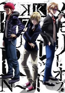 K: Seven Stories Movie 5 – Memory of Red – Burn