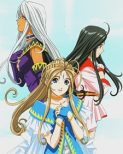 Aa! Megami-sama! (TV) Specials
