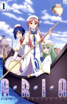 Aria The Origination: Sono Choppiri Himitsu no Basho ni…