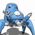 Koukaku Kidoutai: Stand Alone Complex 2nd GIG - Tachikoma na Hibi