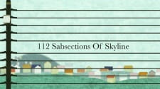112 Sabsections of Skyline