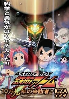 Astro Boy: Tetsuwan Atom – 10-man Kounen no Raihousha – IGZA