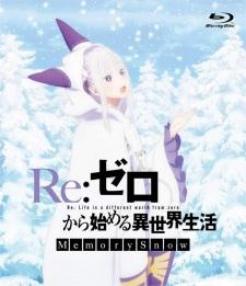 Re:Zero kara Hajimeru Isekai Seikatsu – Memory Snow – Manner Movie