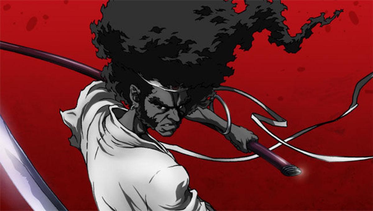 Anime Review Afro Samurai Banzai Animes