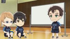 2.43: Seiin Koukou Danshi Volley-bu Mini Anime